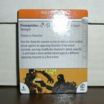 Hold The Line F002 Dark Horse Heroclix BPRD - $5.65