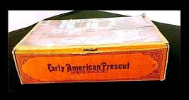 Snack Set AB 300 Vintage Early American Prescut 8 piece image 3