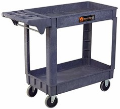 73002 500-Pound Capacity 40 by 17-Inch Service Utility Cart - $131.59