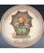 Goebel - 1978 Special Edition N0. 2 Plate - Collectors' Club - $24.74