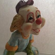 """VTG Scary Ceramic Clown Girl Baseball Player """"Hapless Henrietta""""? Albert... - $28.61"""