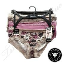 Kensie Women's Boy Legs Super Soft Underwear Medium 5 Pairs NWT! - $59.37