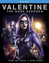 Valentine: The Dark Avenger [Blu-ray]