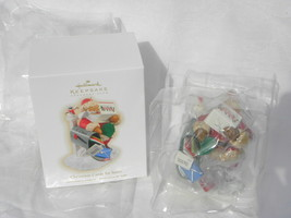 2009 Hallmark Keepsake Ornament Club Christmas Cards for Santa Tree Orna... - $14.99