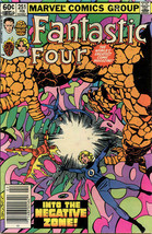 Fantastic Four (Vol. 1) #251 (Newsstand) FN; Marvel   save on shipping -... - $2.99