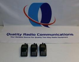 THREE Kenwood TK-3170-K4 440-480 MHz UHF Full Keypad Two Way Radio TK-3170 - $237.59