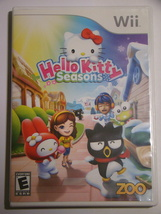 Nintendo Wii - Hello Kitty Seasons (Complete with Manual) - $15.00