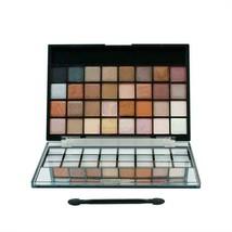 32 colors eye shadow combination eyeshadow disc pearly matte eye shadow ... - $11.99