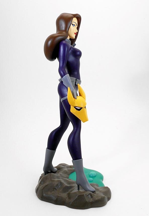 Batman Animated Series Talia Al Ghul Femme Fatales Statue 1/2000 Diamond Select