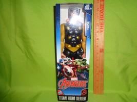 "Marvel Avengers Assemble Titan Super Hero Series Thor 12"" Action Figure ... - $7.42"