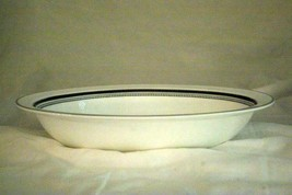"Royal Doulton 1998 Sarabande Oval Serving Bowl 11"" - $55.43"