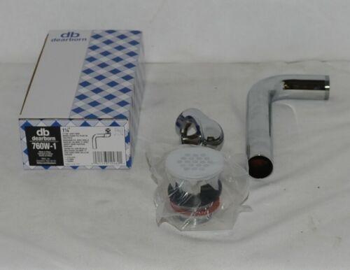 Dearborn 760W 1 17 Gauge Cast Grid Wheelchair PO Plug Tailpiece