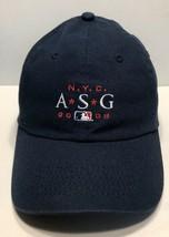 MLB NY New York Yankees All Star Game 2008 Budweiser Cap Hat Adult Adjus... - $14.85