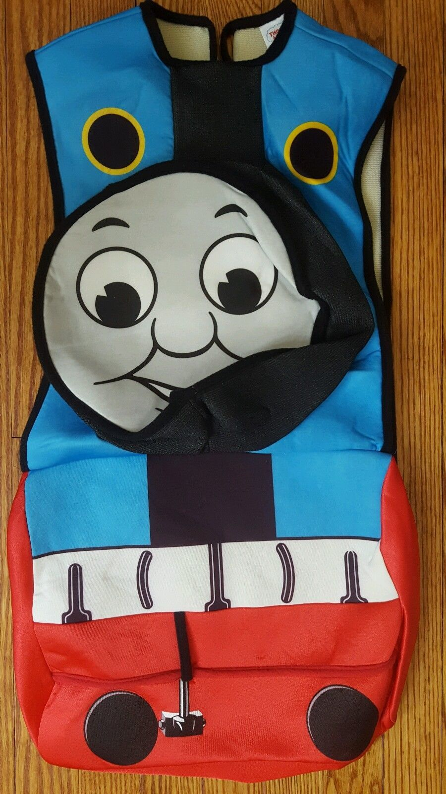 Thomas & Friends Thomas the Train Kids Costume 3D popout with Cap One size