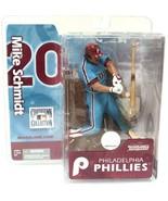 Mike Schmidt Philadelphia Phillies McFarlane Figure Cooperstown Collecti... - $98.99