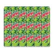 Mtn Dew, 12 Fl Oz Cans, Pack of 18 Packaging May Vary