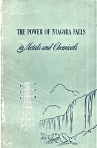 The Power Of Niagra Falls, in Metals and Chemicals - $4.25
