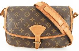 Authentic LOUIS VUITTON Monogram canvas Sologne Shoulder Bag M42250 France - $1,010.00
