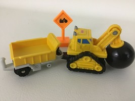 GeoTrax Big Falls Wrecking Railroad Replacement Pieces Construction 2003... - $16.78