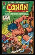 Conan The Barbarian Vol 5 Marvel Comics Paperback PB Barry Windsor-Smith art REH - $25.00