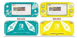 Vinyl Decal Skin Sticker Protector Nintendo Switch Lite Monster Hunter Rise S2 - $9.99