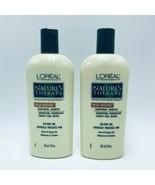 2 L'oreal Nature's Therapy Mega Moisture Nuturing Shampoo Almond Mango O... - $34.99