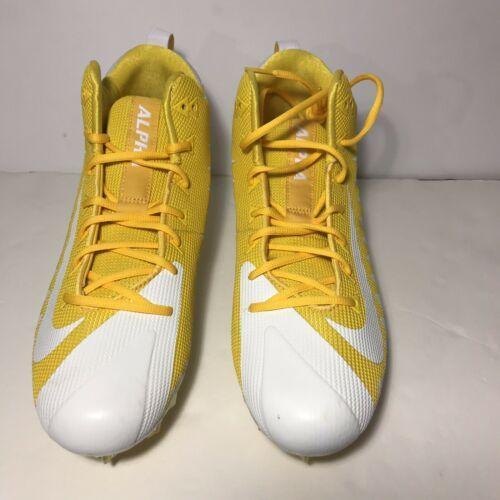 separation shoes 85ca7 2308e Nike Alpha Menace Shark Mens Football Cleats and 50 similar items. 12