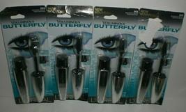 L'Oreal Paris Voluminous Butterfly Washable Mascara #868 Blackest Black ... - $23.56