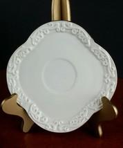 """votive saucer Jeweled Cross Lenox 2002 fine  china 5.5"""" - $10.74"""