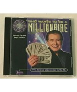 Who Wants To Be A Millionaire CD-ROM PC Computer Software Video Game  - $9.99