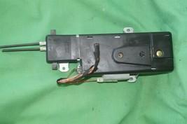 00-06 Bmw E46 323Ci 325Ci 330Ci M3 Convertible Top Storage Tonneau Cover Motor image 2