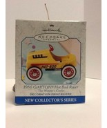 Hallmark Keepsake - 1956 GARTON Hot Rod Racer The Winners Circle - 1999 ... - $5.95