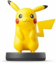 amiibo Pikachu (Super Smash Bros. Smash Bros. Series) New F/S Japan - $55.66