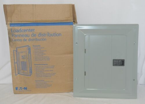 Eaton BR1224L125 Indoor Main Lug Loadcenter 125 Amp 12 Spaces 24 Circuit