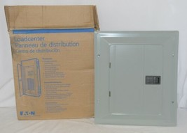Eaton BR1224L125 Indoor Main Lug Loadcenter 125 Amp 12 Spaces 24 Circuit image 1