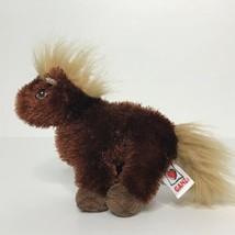 "Ganz Lil' Kinz Horse HS103 Plush Stuffed Animal Beanie 7"" Long No Code - $14.73"