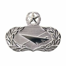 Mid Size Genuine U.S. Air Force (Usaf) Breast Badge: Historian: Master - $16.81