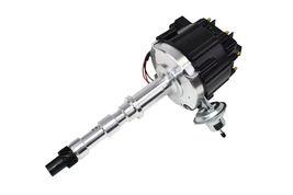 Cadillac HEI Distributor Kit 368 425 472 500 63-84 65,000 Volt V8 Black image 6