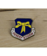 Vintage Operation Desert Storm Yellow Ribbon Pin - $5.00