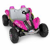 Power Wheels Dune Racer, Pixelated Pink - $465.00