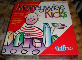 MONEYWISE KID$, Educational Game. , MATH, MONEY SKILLS-Complete - $14.00