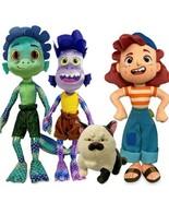 New 17 Inches Luca Alberto Sea Monster Plush Cartoon Purple Girl Kids Gi... - $19.79+