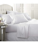 Danjor LinensFullSize Bed Sheets Set - 1800 Series6 Piece Bedding S - $38.99