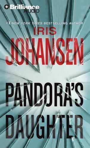 Primary image for Pandora's Daughter by Iris Johansen (2007, Hardcover)