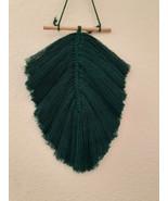 Macrame Single Feather Wall Hanging -Boho Wall Decor, Home/Office/ Nurse... - $16.83+