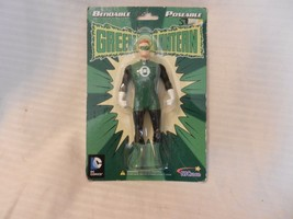 Green Lantern Poseable, Bendable Action Figure From DC Comics #DC3904 - $9.00