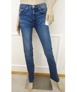 Nwt McGuire 788 Gainsbourg High Waist Stretch Bootcut Denim Jeans Sz 25 ... - $79.15