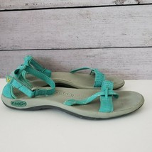 KEEN Teal Open Toe Sandals w/ Ankle Strap Womens Size 6 - $24.99