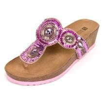 White Mountain 'blast' Women's Sandal, Pink - 7 M - $43.99