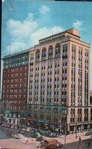 Vintage The Sheraton Connaught Hotel Hamilton Ontario - $2.99